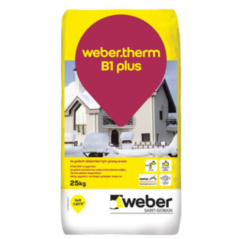 weber.therm B1 plus ambalaji
